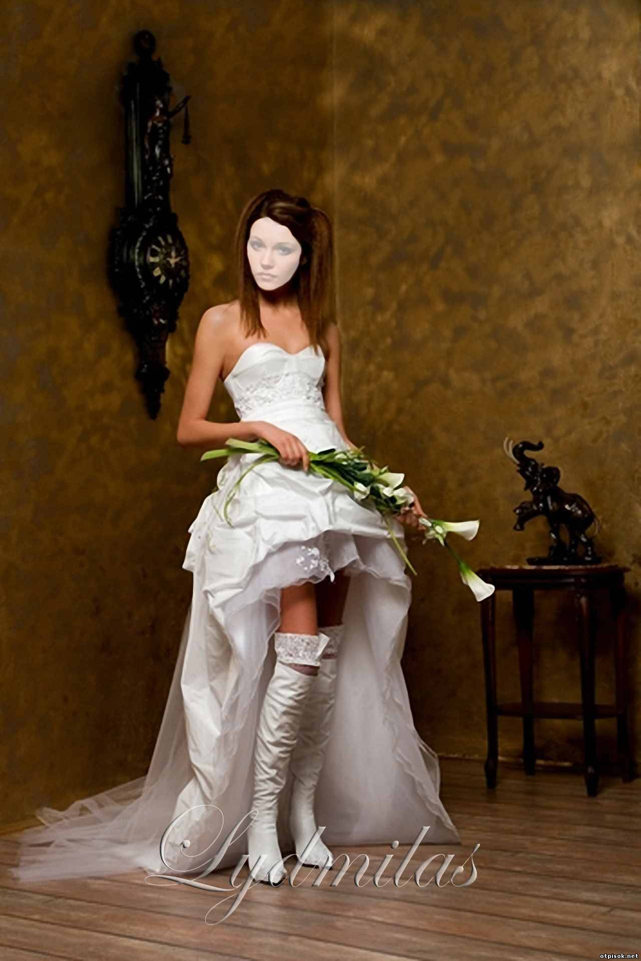Фотографии невесты j yf yyjq 9 фотография